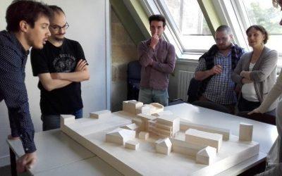 Habitat Participatif  : un projet en centre-ville de Pessac