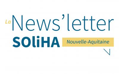 La Newsletter SOLIHA Nouvelle-Aquitaine #5