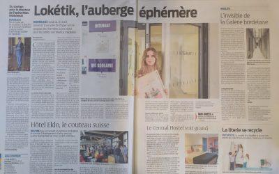 L'Auberge Lokétik vue dans les médias !