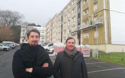 Copropriété du Burck à Mérignac – Reportage Sud Ouest